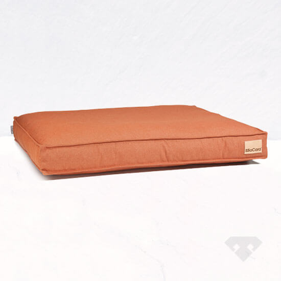 Cushion Bed Terracotta