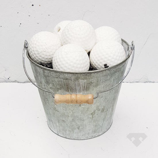 Golf Ball Dog Toy