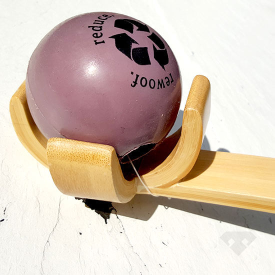Wood Chuck Dog Toy